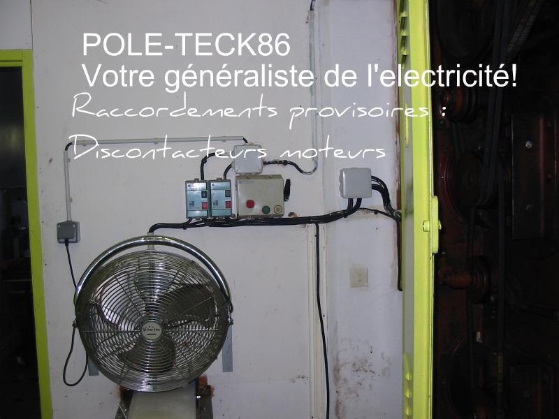 Modifications electriques usine